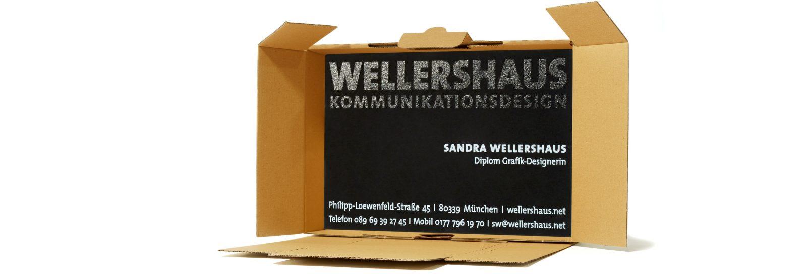 Sie wollen mehr wissen über meine Angebote? So erreichen Sie mich: Sandra Wellershaus Philipp-Loewenfeld-Straße 45 80339 München Telefon: 089 69 39 27 45 E-Mail: kontakt@wellershaus.net
